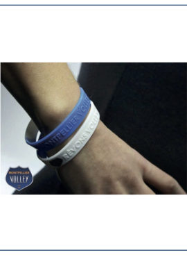 Bracelet « RÊVONS VOLLEY »