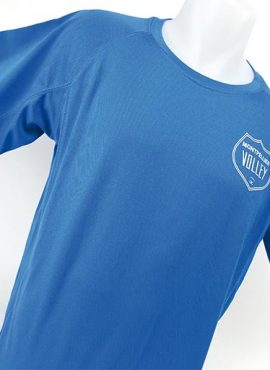 T-shirt Bleu du Supporter