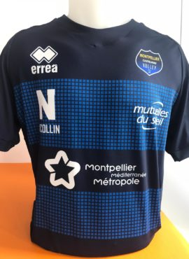 Maillot officiel 2020-2021